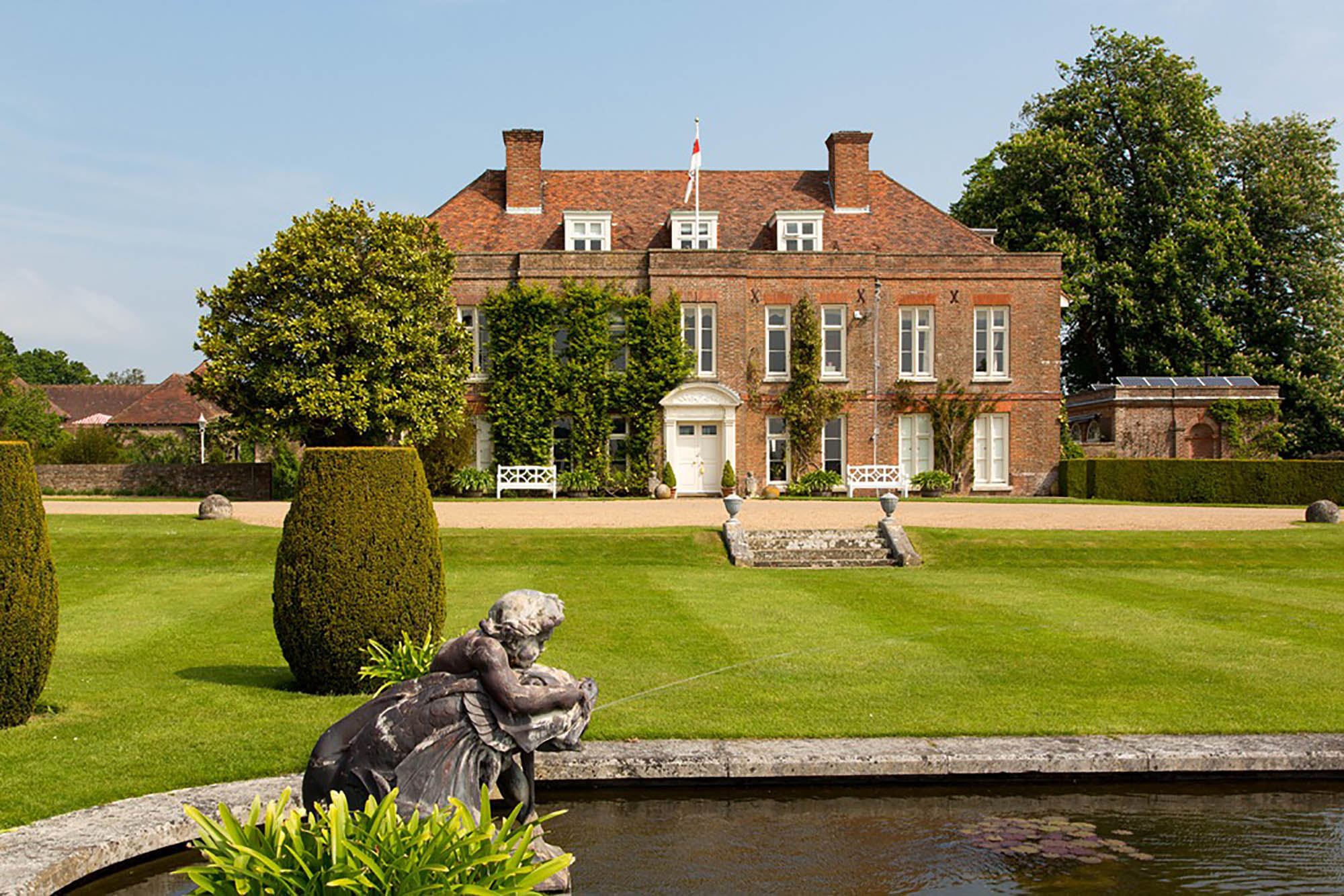 Hole Park Benenden Road, Rolvenden, Cranbrook, Kent: Weds 22 June ...